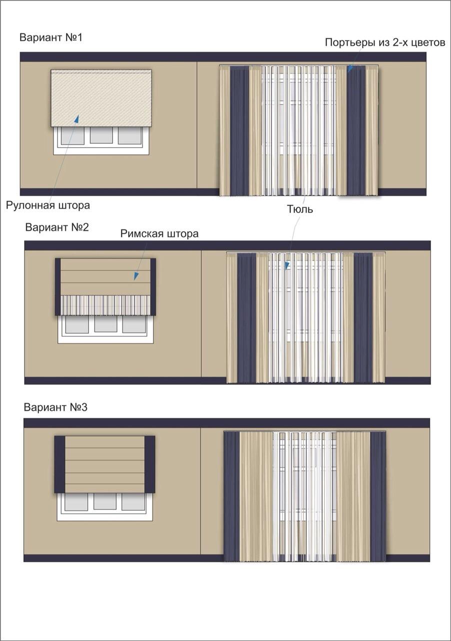 Разработка дизайна для комнаты мальчика